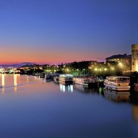 4 things to do in Seville if you arrive with your yacht