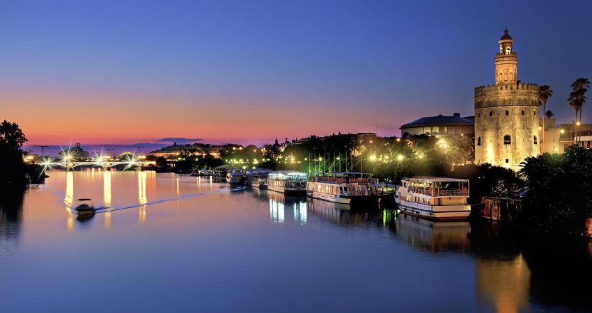 4 things to do in Seville, whether you arrive to it the traditional way or by cruising on your yacht